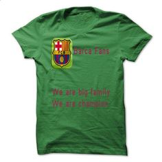 Barca Fans - #tee shirt #tshirt flowers. CHECK PRICE => https://www.sunfrog.com/Sports/Barca-Fans.html?68278