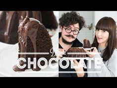 BOLO DE CHOCOLATE DE ANIVERSÁRIO DA DANI | BIGODE SOZINHO NA COZINHA | DANI NOCE - YouTube