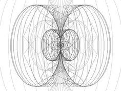 The Phi spiral is constructed from a series of harmonics with wavelengths that comply with the Golden Mean version of the Fibonacci sequence