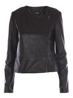 FREDA Bea Leather Jacket @MatchesFashion