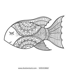 Coloring Pages Quilling Zentangle Under The Sea Bass Guitars Mandalas Hairdos Quote Bedspreads Colouring Zentangles