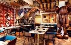 Sheung Wan is becoming very funky and hip. #hk���� #hongkong���� #hongkongrestaurants #besthongkongrestaurants #moderncuisine #frenchcuisine #sheungwan #hollywoodroad #art�� #artdeco #jeffkoons #ayatakano #banksy #foodandart #streetart #fineart #finefood #finecuisine #westerndistrict #funkyrestaurant #funkydecor #funky #coolplaces #bohemianstyle http://w3food.com/ipost/1500558607119730981/?code=BTTDhpWBskl
