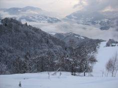 #valgandino #snow #misty