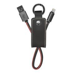 LLAVERO CABLE 8 PIN STYLE CUERO NEGRO. Llavero con Cable 8 pin de cuero y cabezal de aluminio. 28cm de longitud. El cable de cuero ofrece estilo y resistencia a partes iguales. Compatible con todos los dispositivos con interfaz Lightning: iPhone®, iPad®, iPod®. Conecta el cable a tu dispositivo con interfaz Lightning y a un puerto USB para sincronizar y cargar tu dispositivo,utilizando un adaptador de corriente USB. Contenido Cable 8 pin Style Cuero (28cm) . todastuscompras.com
