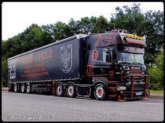 SCANIA R620 V8 Topline - Andreas Schubert Transporte AX620… | Flickr