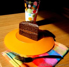 Low Carb Chocolate Cake with a Secret Ingredient