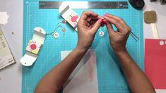 Anleitung für die Mini-Pralinenschachteln