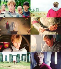 """""""The people believe in you, Arthur, but it counts for nothing if you don't believe in yourself."""""""