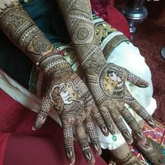17 Best Rajasthani Mehndi Designs for Hands - Mehndi YoYo Rajasthani Mehndi Designs, Dulhan Mehndi Designs, Hand Mehndi, Mehndi Designs For Hands, Design Inspiration, Art, Art Background, Layout Inspiration, Hand Mehndi Design