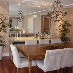 Sala de jantar - Decoração, Fotos, Dicas e Ideias - Viva Decora
