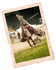 Turnei.ch veranstaltet Mittelalterspektakel mit Ritterturnier, Feuershow, Mittelaltermarkt, Gaukler, Kinderanimation sowie Konzerte mit Livebands.