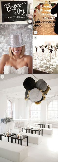 We love these classy ideas from julep!