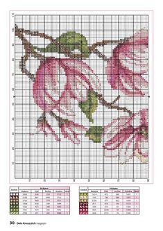 Cross Stitch Art, Cross Stitch Flowers, Counted Cross Stitch Patterns, Cross Stitching, Cross Stitch Embroidery, Hand Embroidery, Cross Stitch Pictures, Bargello, Crochet Blanket Patterns