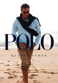 Ralph Lauren SS11: Sean Harju