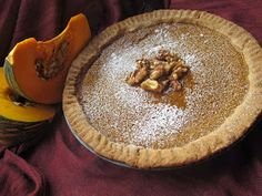 .: Pumpkin Pie - Danish/Scottish/Australian Style!