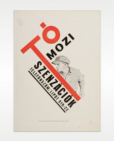 Lajos Kassak To Kino 1928 - Lajos Kassák - Monoskop Typography Poster, Typography Design, Book Cover Design, Book Design, Magazin Covers, T Movie, Picture Composition, Avant Garde Artists, Vintage Lettering