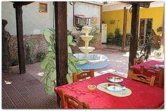 Detalle del patio. Cuba, Patio Interior, Prado, Trinidad, Environment, Interiors