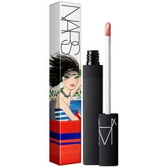 NARS Limited Edition Lip Cover ($31) ❤ liked on Polyvore featuring beauty products, makeup, lip makeup and nars cosmetics