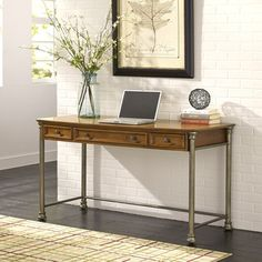 Shop for Home Styles The Orleans Executive Desk. Get free shipping at Overstock.com - Your Online Furniture Outlet Store! Get 5% in rewards with Club O!
