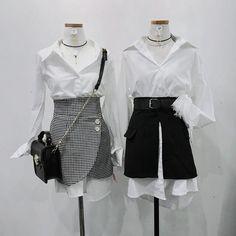 Untitled in 2020 Korean Girl Fashion, Ulzzang Fashion, Korea Fashion, Cute Fashion, Color Fashion, Mens Fashion, Petite Fashion, Fall Fashion, Style Fashion