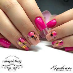Square Nail Designs, Fall Nail Art Designs, Acrylic Nail Designs, Disney Acrylic Nails, Cute Acrylic Nails, Pink Nails, Gel Nails, Nail Polish, Chic Nails