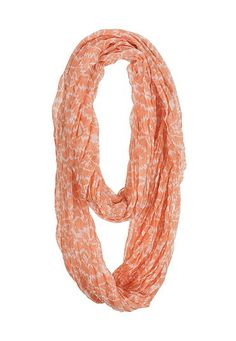 Contrast ethnic Print Scarf (original price, $14) available at #Maurices