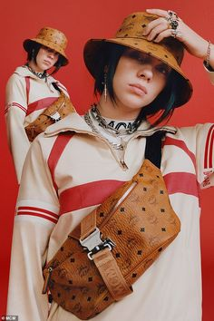 FEMAIL rounds up the week's style highs including Billie Eilish X MCM Look cool like Billie Eilish with her MCM belt bag Billie Eilish, Shay Mitchell, The Wedding Singer, Doja Cat, Dior, My King, Favorite Person, Look Cool, Me As A Girlfriend