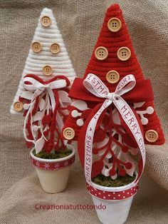 Cute gifts from kids Christmas Makes, Diy Christmas Tree, Christmas Crafts For Kids, Xmas Crafts, Felt Christmas, Christmas Projects, Christmas Holidays, Christmas Ornaments, Handmade Christmas Decorations