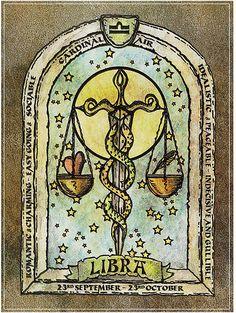 All sizes | LIBRA - HOROSCOPE CARD | Flickr - Photo Sharing!