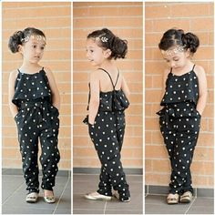 4.22$ Watch here - http://aliyc5.shopchina.info/go.php?t=32796236112 - Girl Romper 2016 Summer Kids Baby Girls Clothes Sleeveless Dress Jumpsuit Trousers Outfits 4.22$ #buymethat