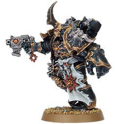 40k - Black Legion Aspiring Champion
