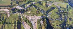 New Western expansion and the new Coronet 9 holes Millbrook Resort, Design Process, The Expanse, City Photo, Landscape, Scenery, Landscape Paintings, Engineering Design Process, Corner Landscaping