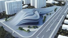 5osA: [오사] :: [ Nuvist Architecture & Design ] Izmir Opera House Competition