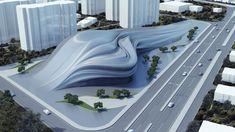 5osA: [오사] :: [ Nuvist Architecture & Design ] Izmir Opera House Competition
