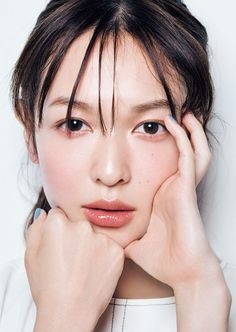 Pin by on Beauty Icons in 2019 Korean Makeup Look, Korean Makeup Tips, Korean Makeup Tutorials, Asian Makeup, Makeup Trends, Makeup Inspo, Beauty Makeup, Japanese Makeup, Japanese Beauty
