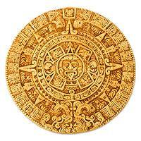 Aztec Calendar in Tan from @NOVICA, They help #artisans succeed worldwide.