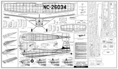 The Cessna 181 is one of the model airplane plans available for download and printing.