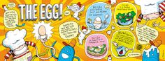 English    is    FUNtastic: The egg!