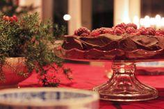 Joulukuun suklainen punajuurikakku