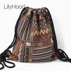Brazil Flag Splatter Skull Drawstring Bag Multifunctional String Backpack Custom Cinch Backpack Rucksack Gym Bag