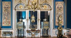 Louvre - summer 2014 - period rooms - 18th century
