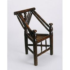 English armchair - 16th century.