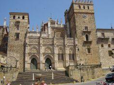 Real Monasterio de Guadalupe #Cáceres