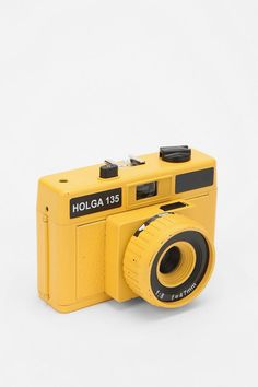 Holga 35mm Camera. Looks like it takes such fun pictures!