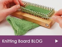 How-to Basics for Authentic Knitting Boards and Looms