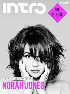 Intro - die Woche 09/2012 - 20.04.12:  mit Norah Jones - Jetzt gratis fürs ipad laden.