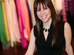 Clara Hough, Owner and President, Over the Top Linen Style icon... elegance brought to life! <3