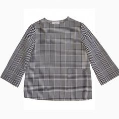 Pre-Owned Studio Nicholson Grey Wool Top Studio Nicholson, Wool, Grey, Long Sleeve, Sleeves, Mens Tops, T Shirt, Shopping, Clothes