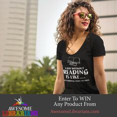 AwesomeLibrarians.com is giving away a product of your choice! Enter your email to win (it's easy).