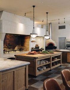 Head chef central to the design process of new Merivale venue - The Interiors Addict Interior Design Kitchen, Modern Interior Design, Modern Interiors, Modern Decor, Contemporary Design, Kitchen Decor, Küchen Design, House Design, Design Ideas